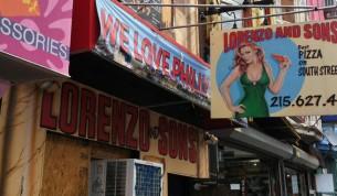 Lorenzo's Pizza in Philadelphia