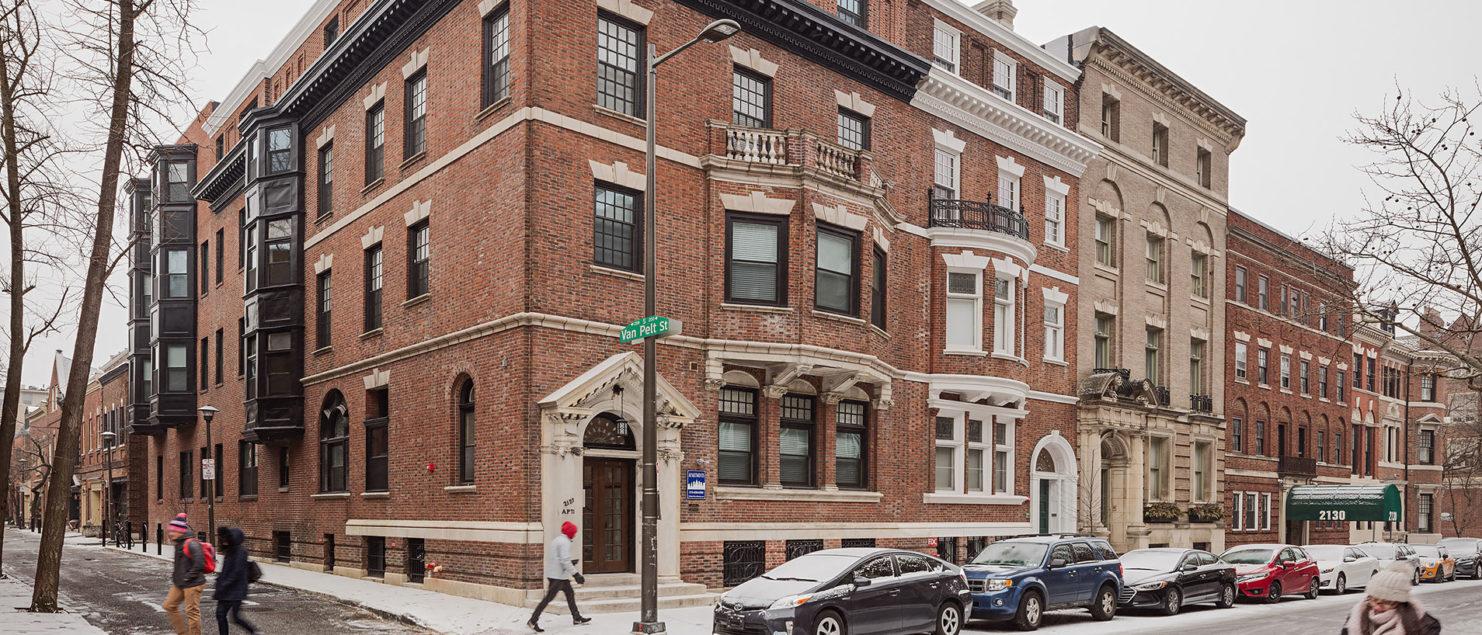 Award Winning Historical Renovation in Rittenhouse